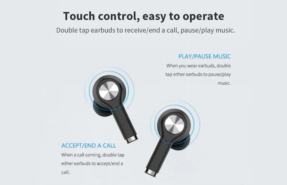 dobtech dob t1 earphone online