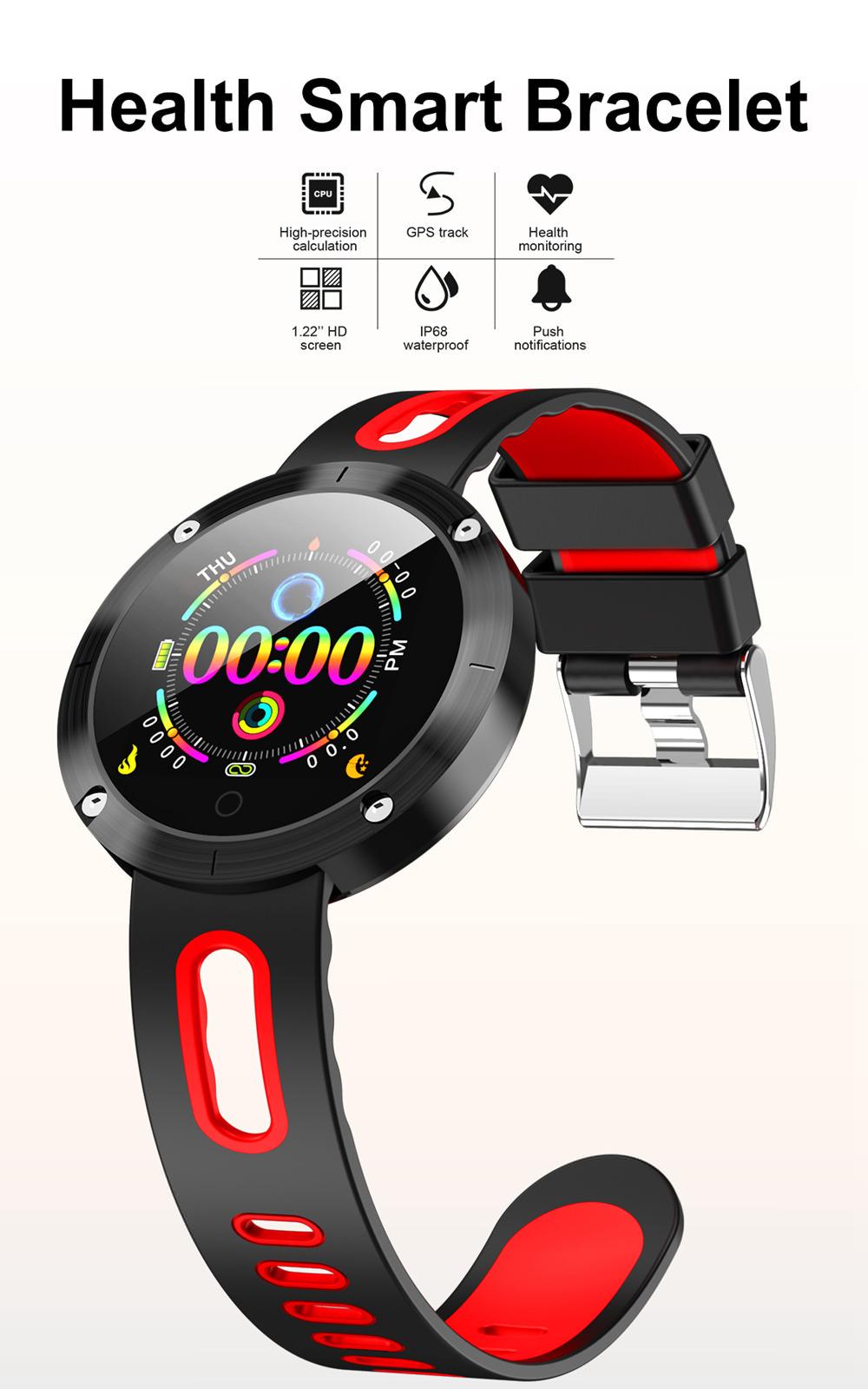 domino dm58 plus bluetooth smartwatchv