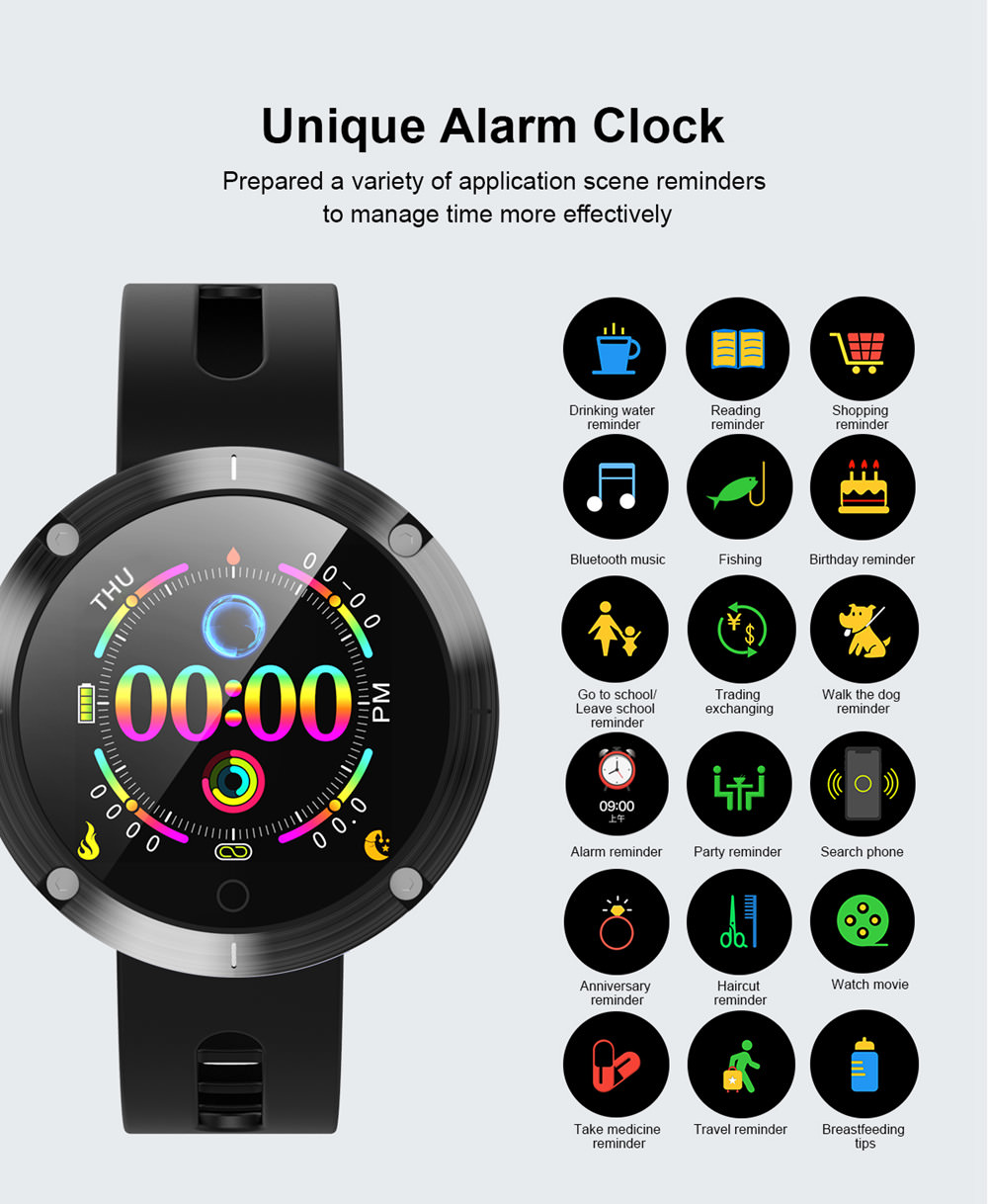 2019 domino dm58 plus smartwatch