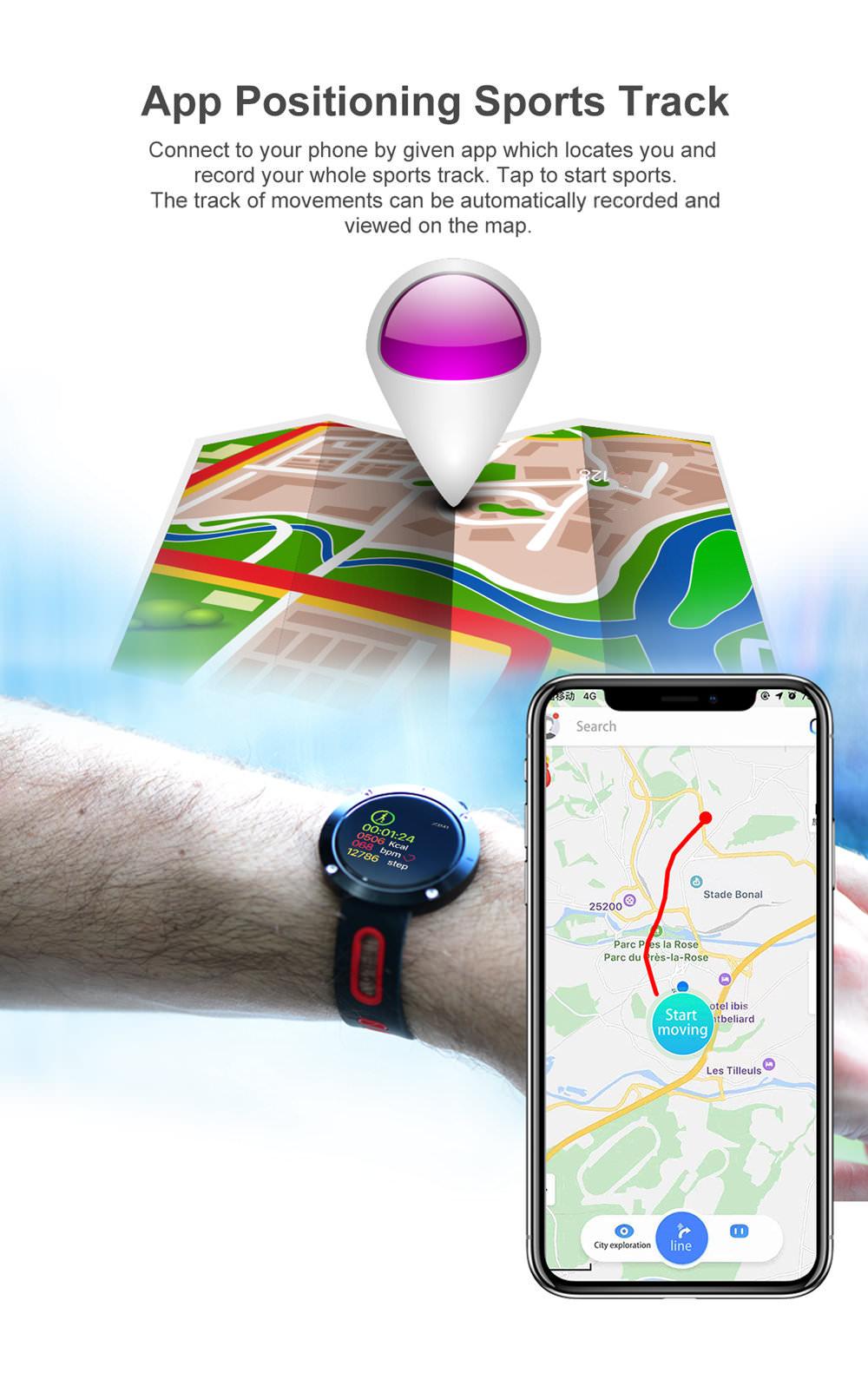 buy domino dm58 plus smartwatch