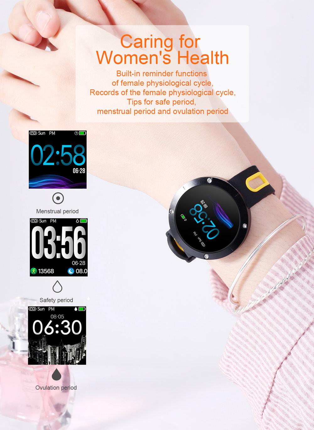 new domino dm58 plus smartwatch