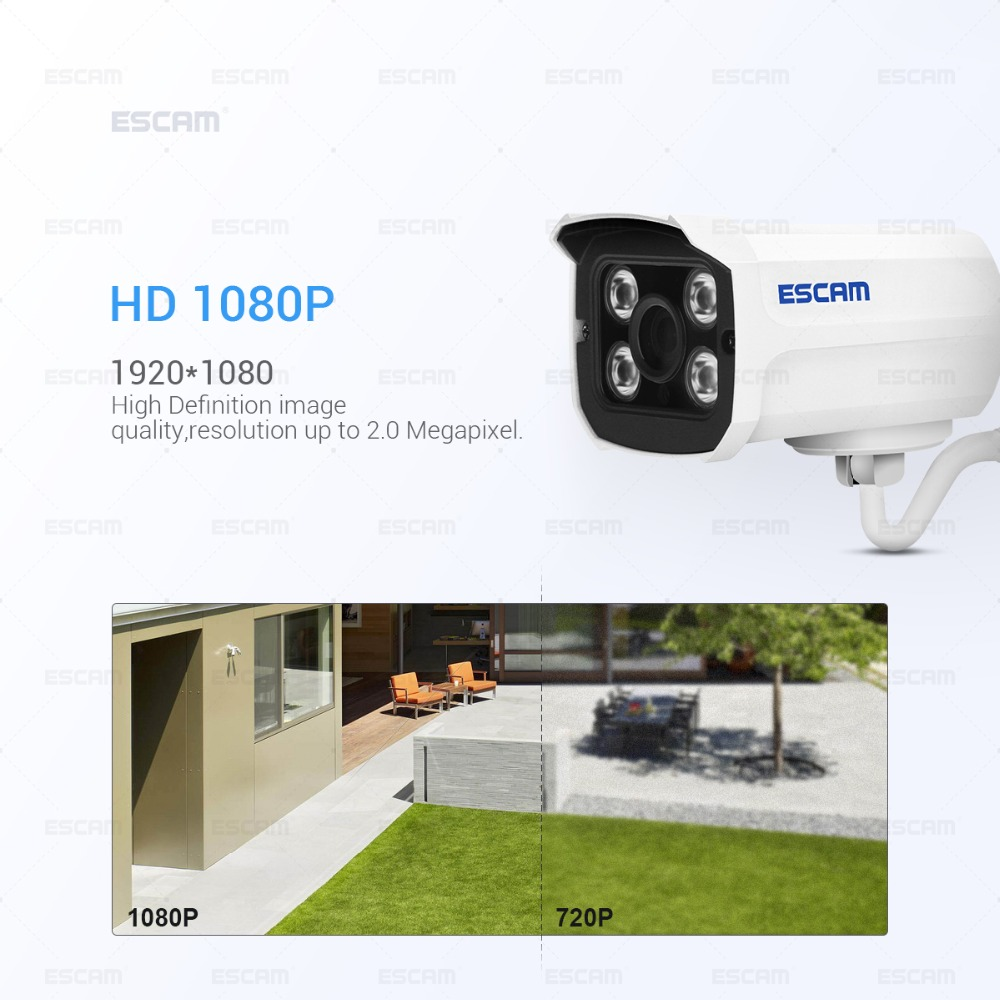 escam brick qd900 p2p cloud ip camera
