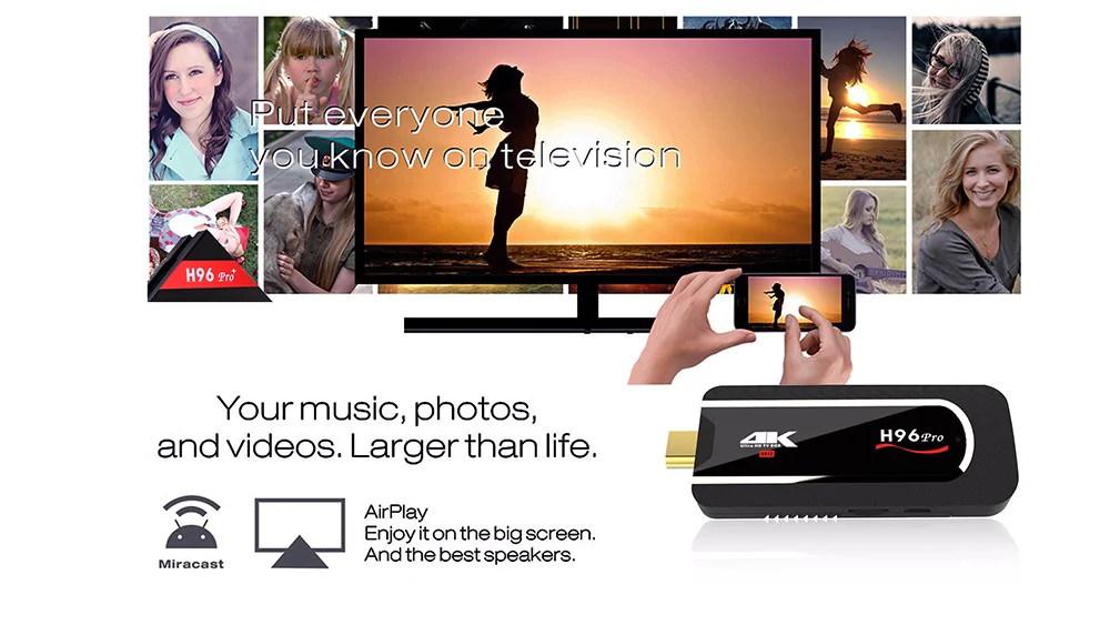 h96 pro mini pc tv stick dongle review