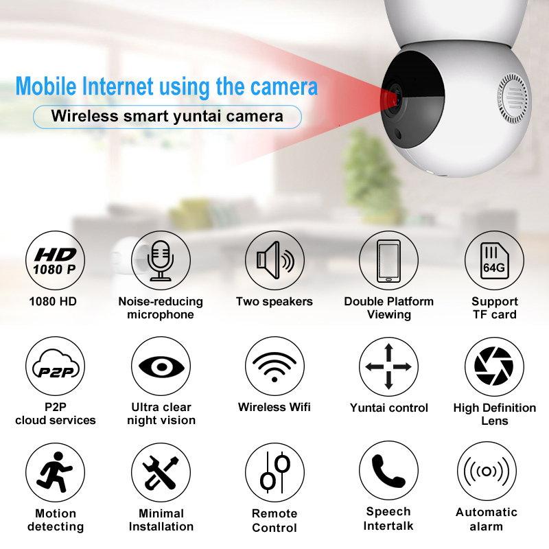 hd wireless ip camera price