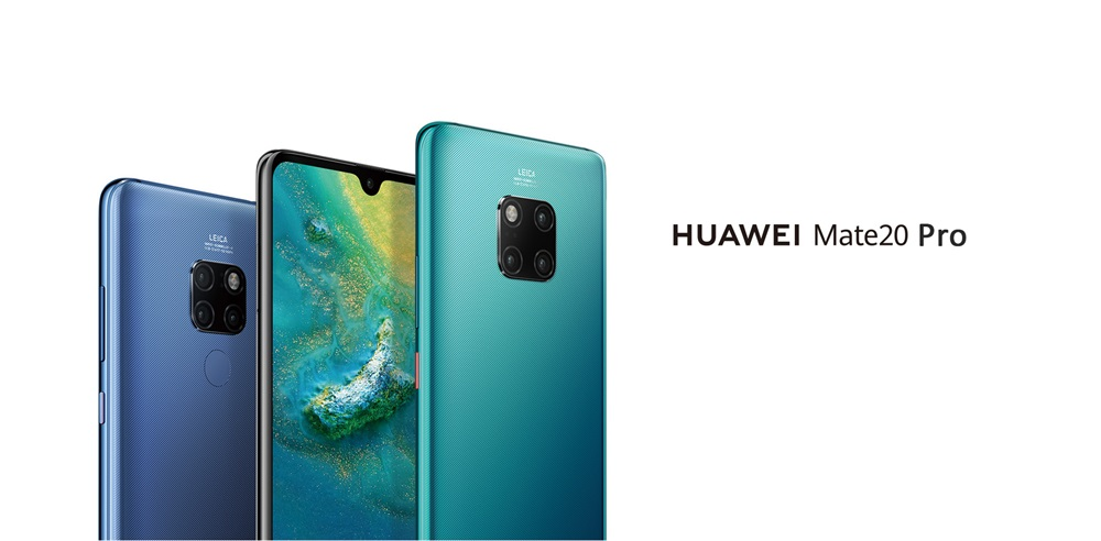HUAWEI Mate 20 Pro 4G Smartphone review