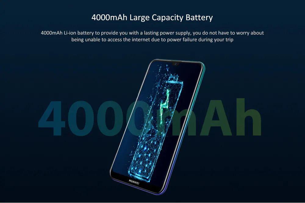 huawei y7 pro smartphone global version