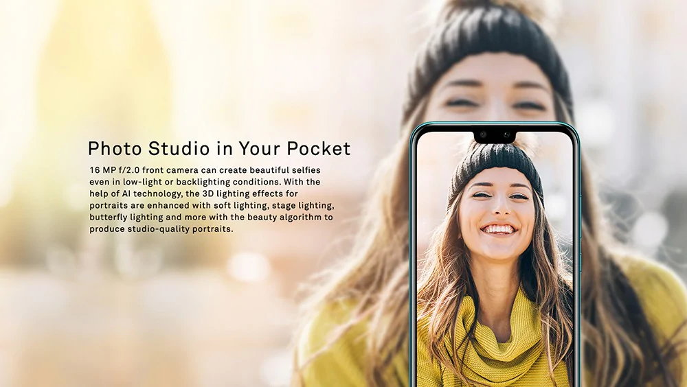 huawei y9 2019 4g smartphone for sale
