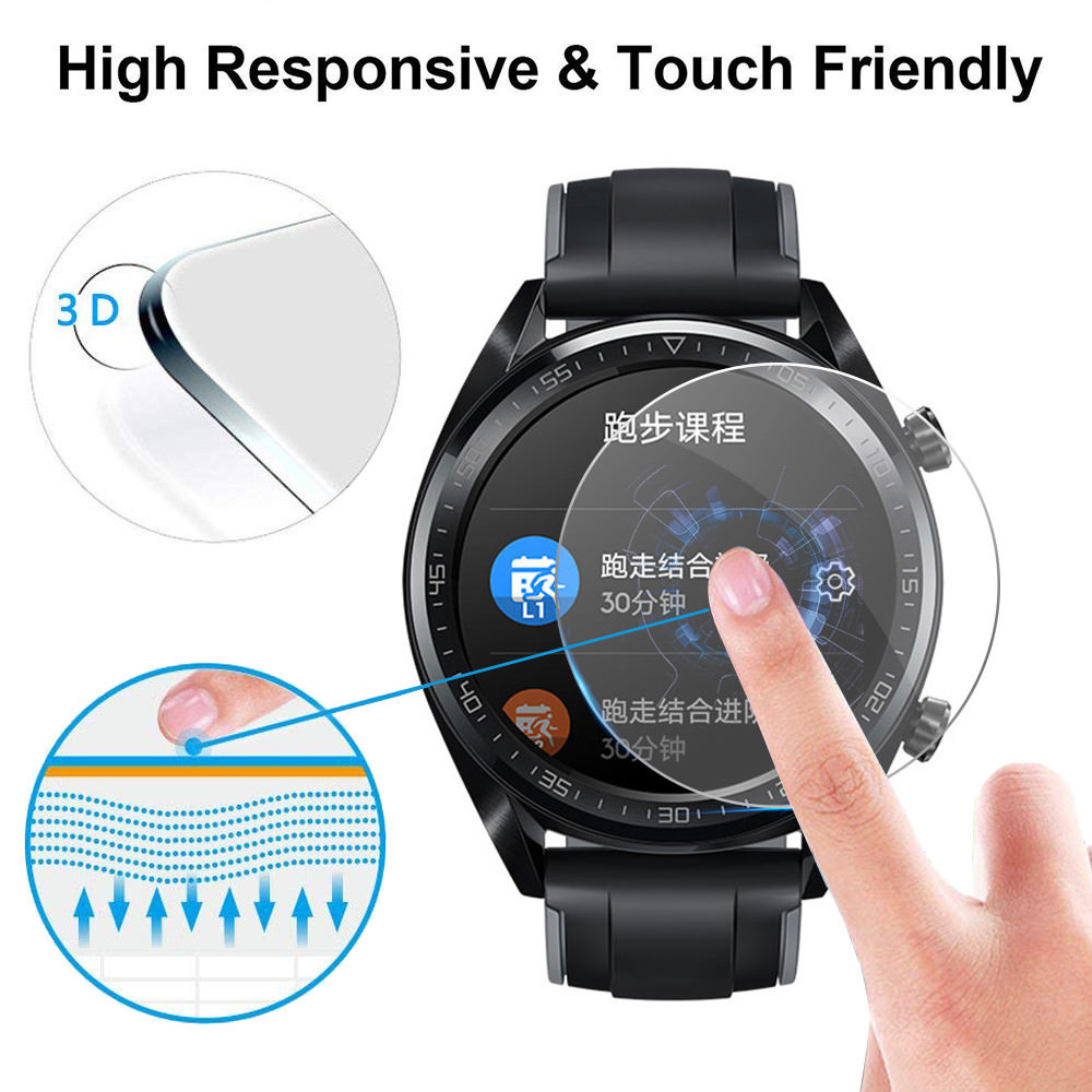 2019 huawei watch gt protective film