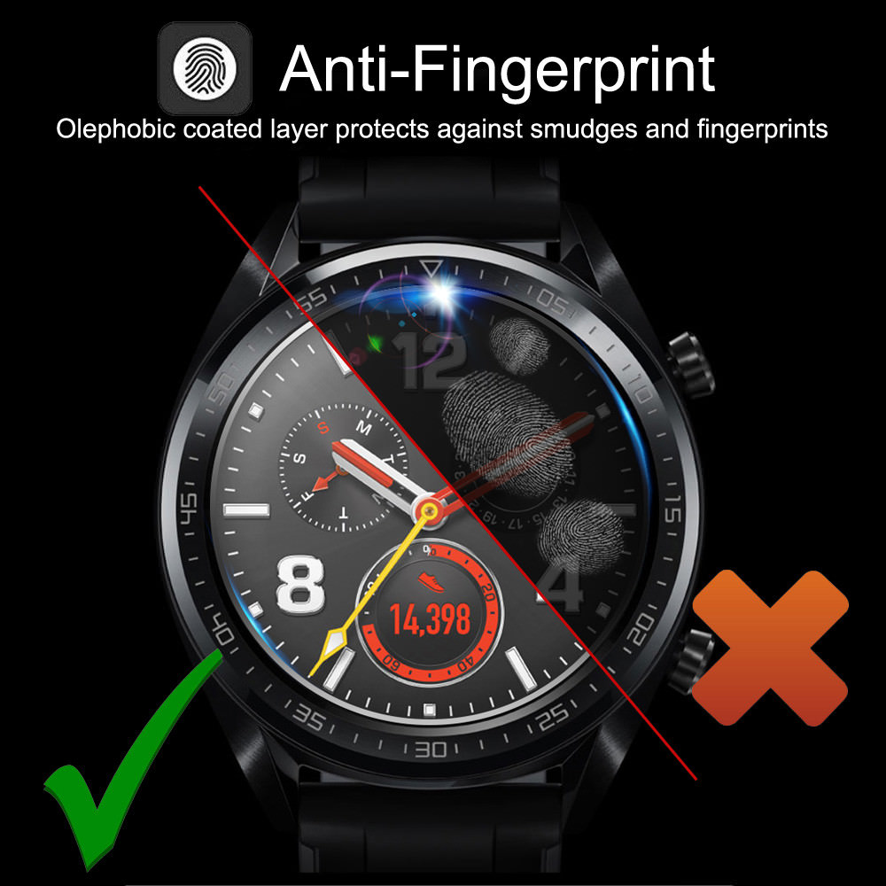 huawei watch gt transparent protective film