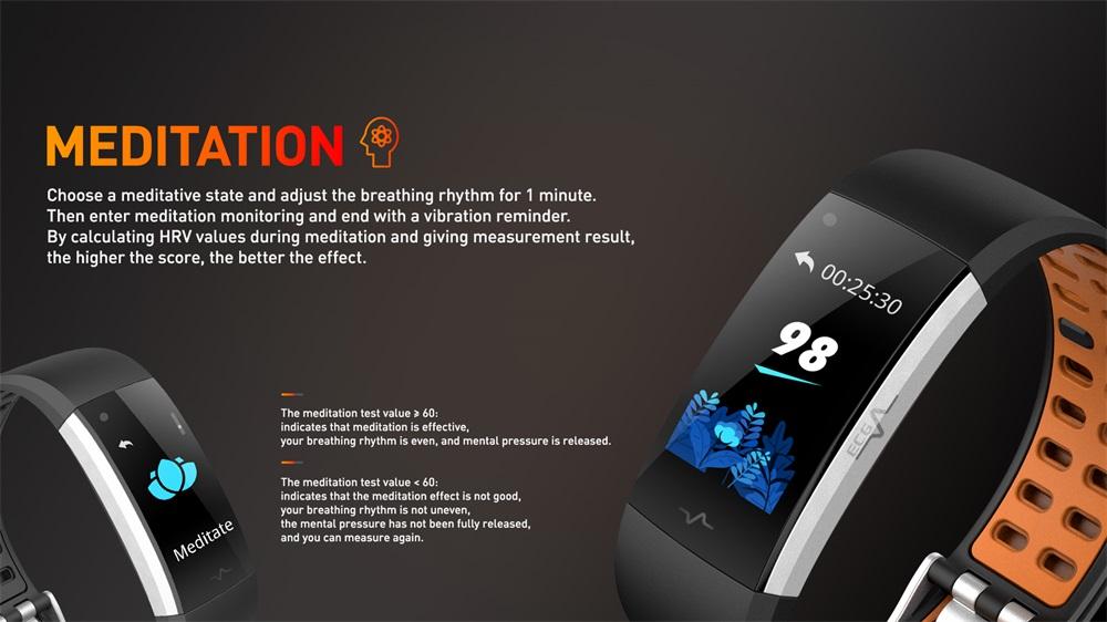 2019 i7e ecg smart wristband
