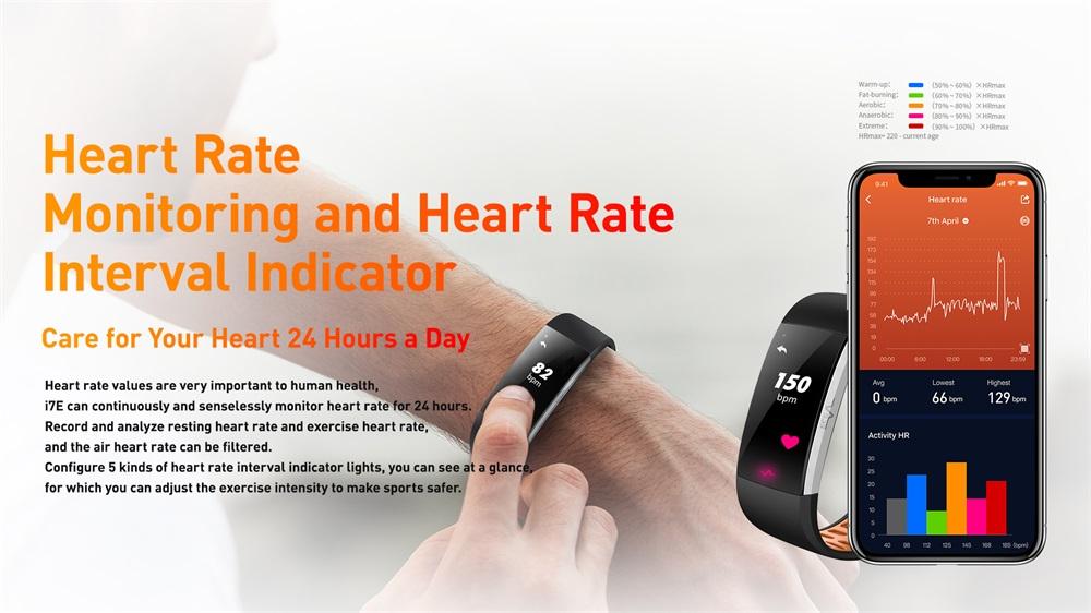 i7e ecg smart wristband online