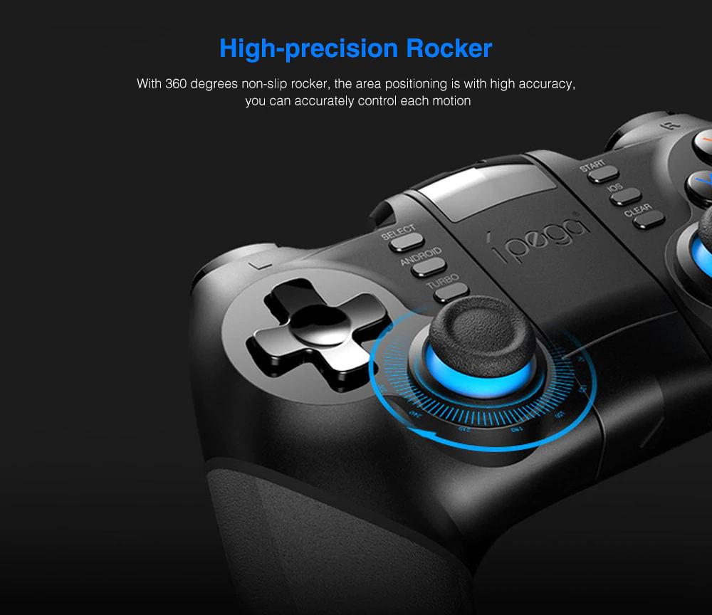 new ipega pg-9156 bluetooth gamepad