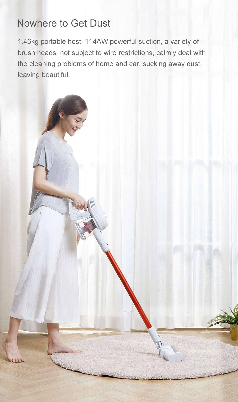 jimmy jv51 handheld wireless vacuum cleaner