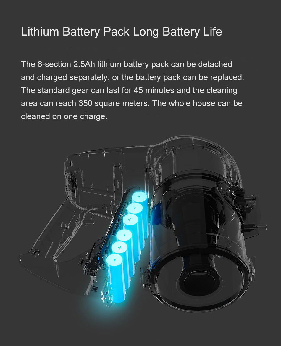 jimmy jv51 wireless vacuum cleaner