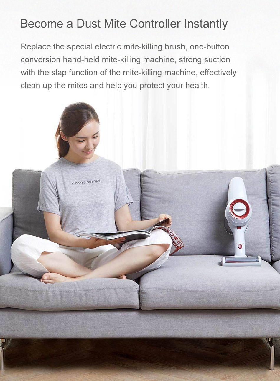 2019 jimmy jv51 handheld wireless vacuum cleaner