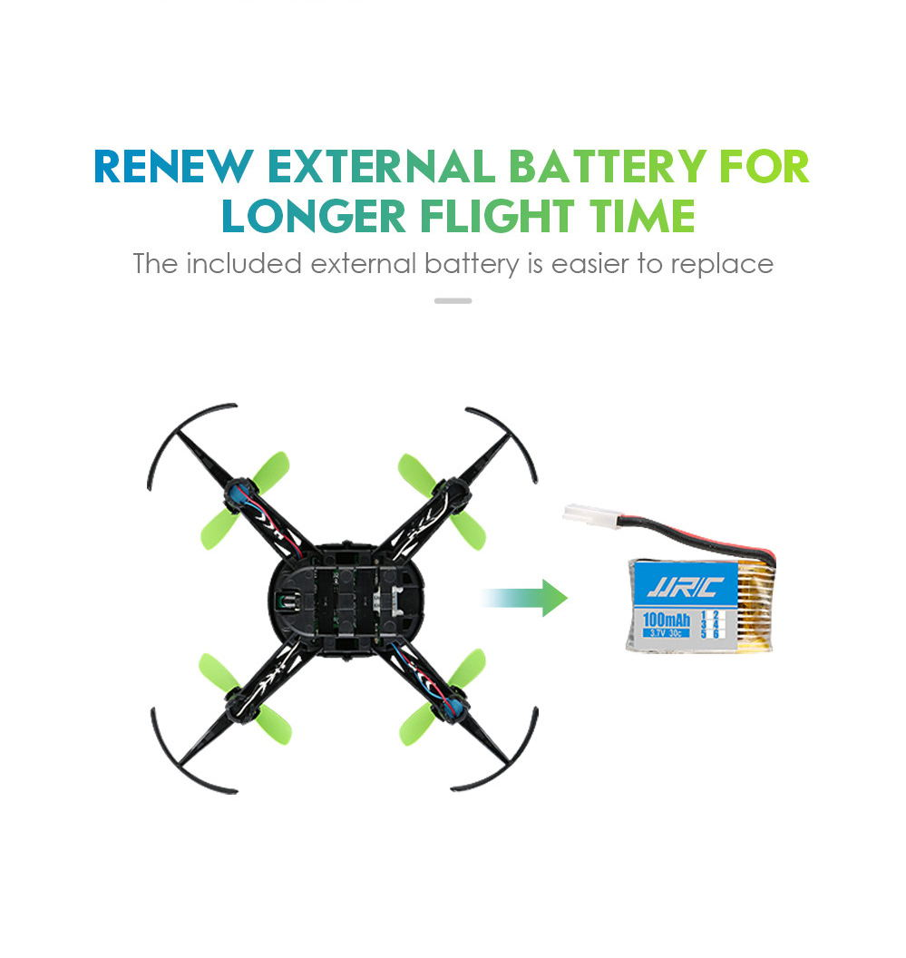 jjrc h48 4ch micro rc quadcopter