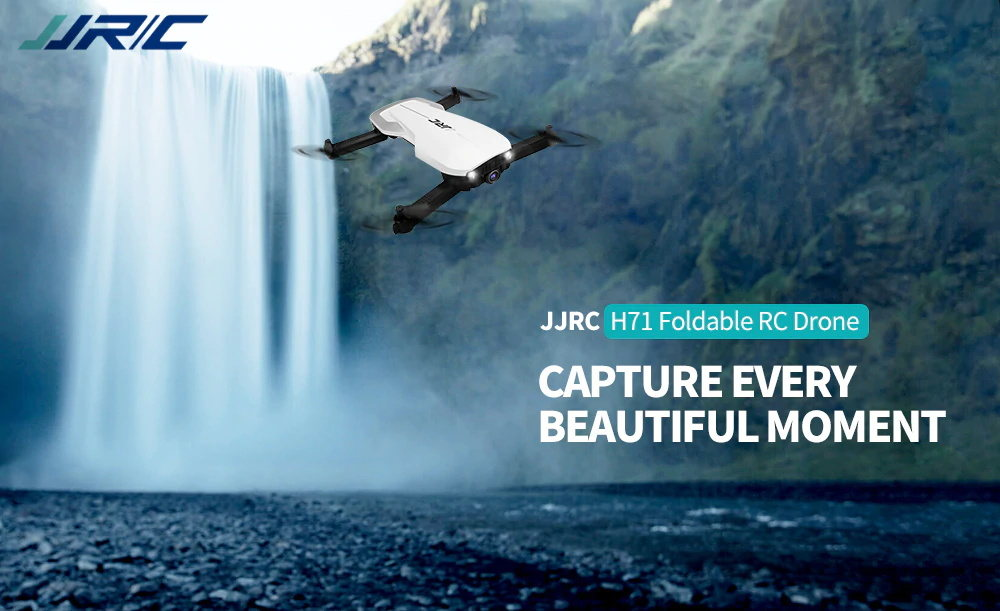 jjrc h71 2.4g wifi rc drone