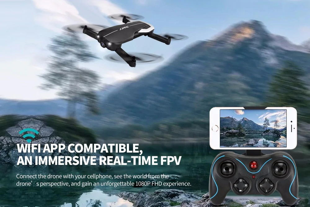 jjrc h71 2.4g wifi rc drone for sale