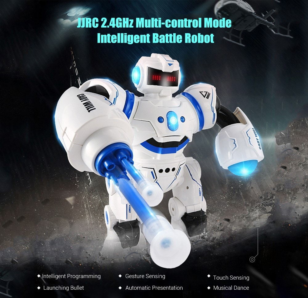 jjrc r3 candy will rc robot