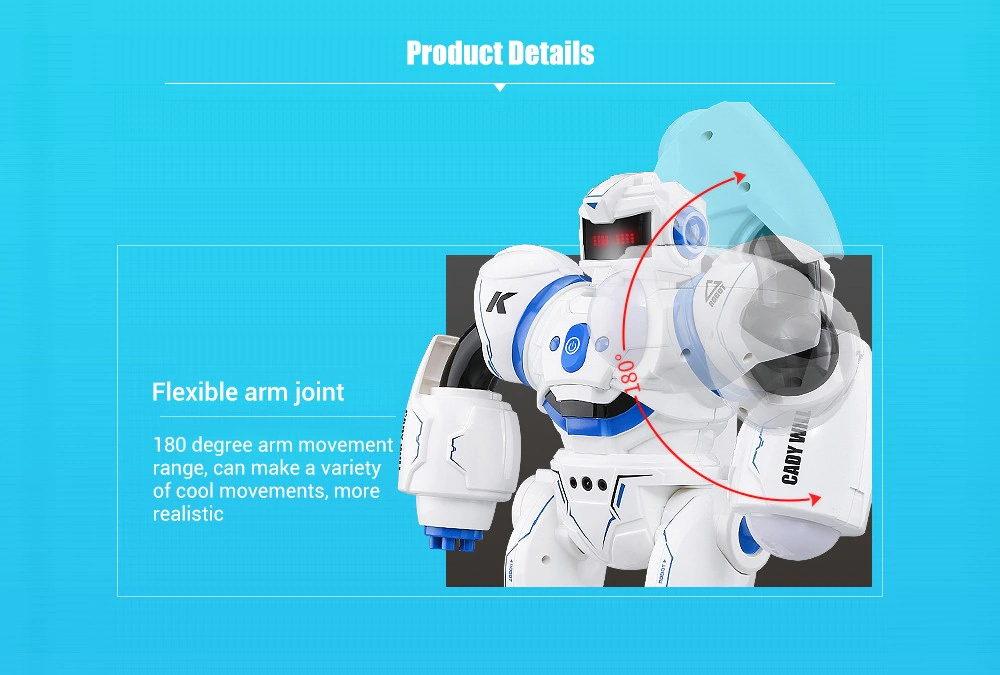 new jjrc r3 2.4ghz smart battle robot