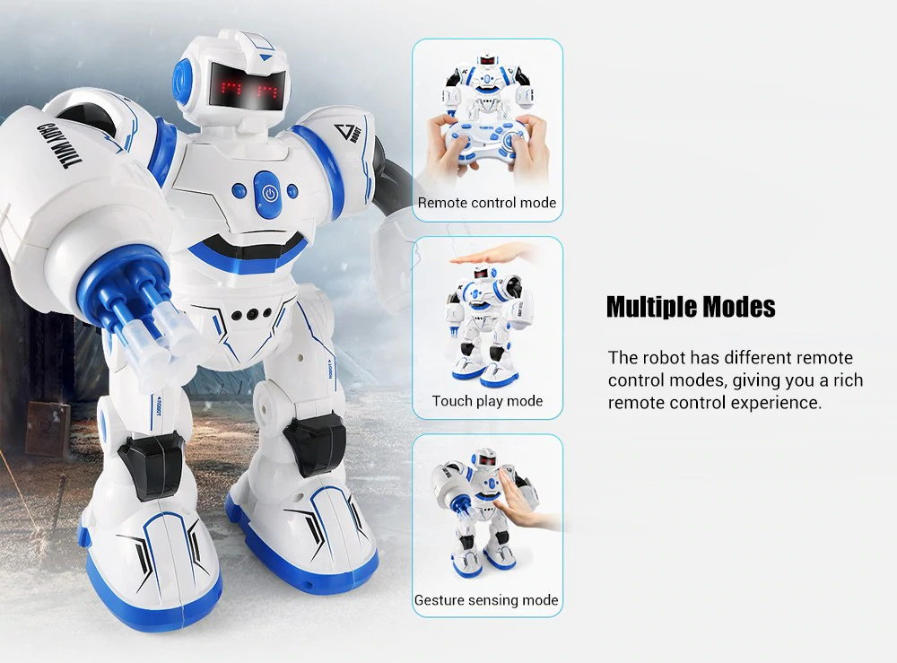 new jjrc r3 candy will rc robot