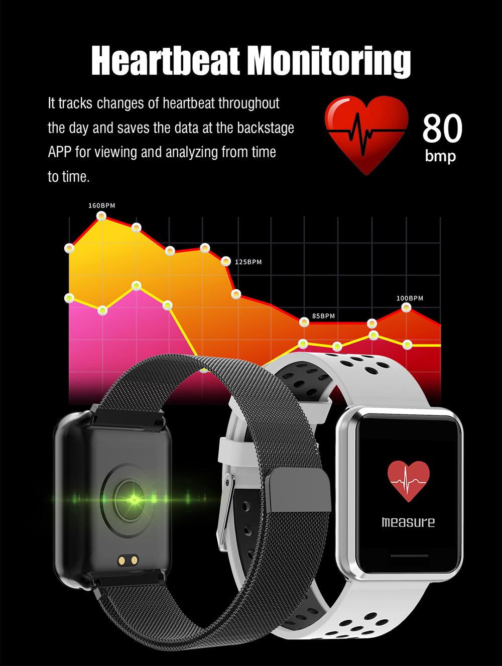 kospet dk08 smartwatch price