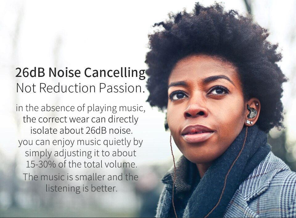 2019 kz as06 stereo earphones