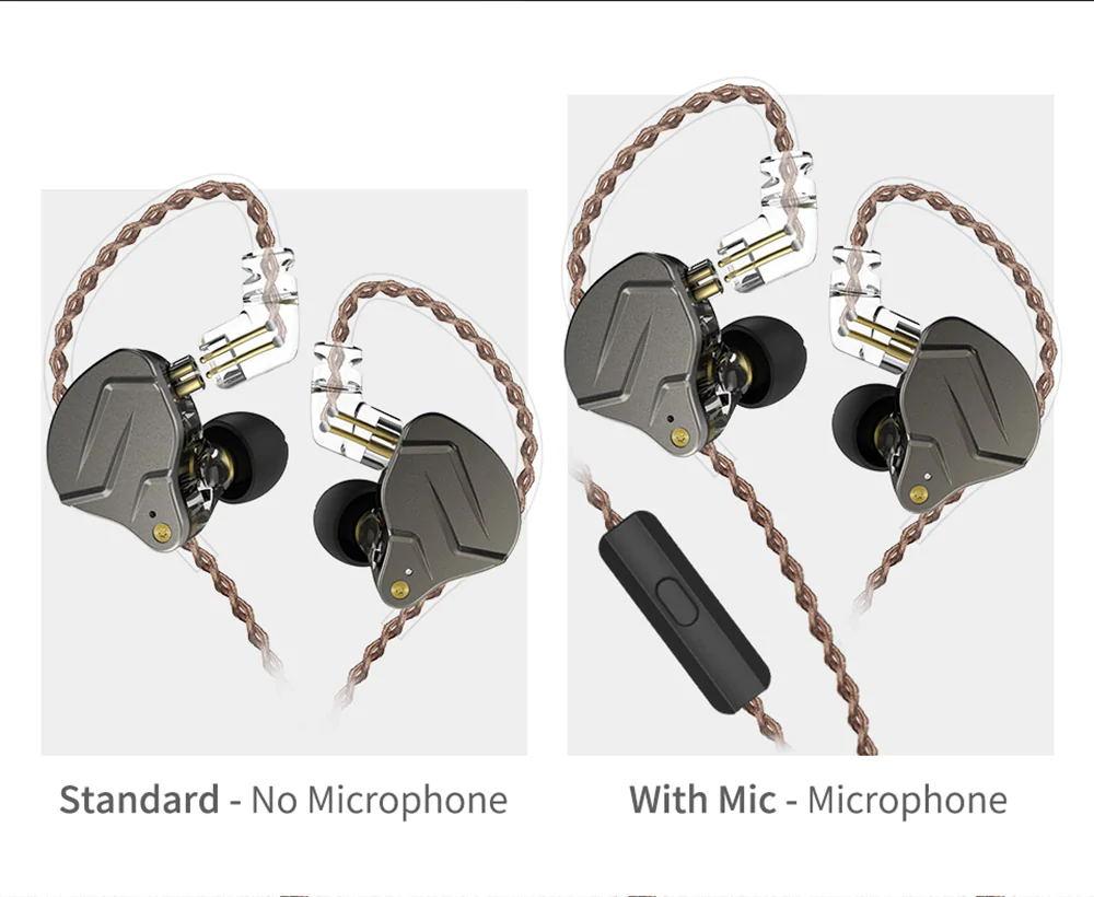 buy kz zsn pro hifi earphones