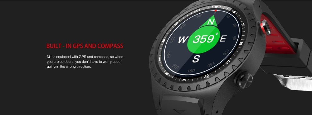 buy lemfo m1s smartwatch phone