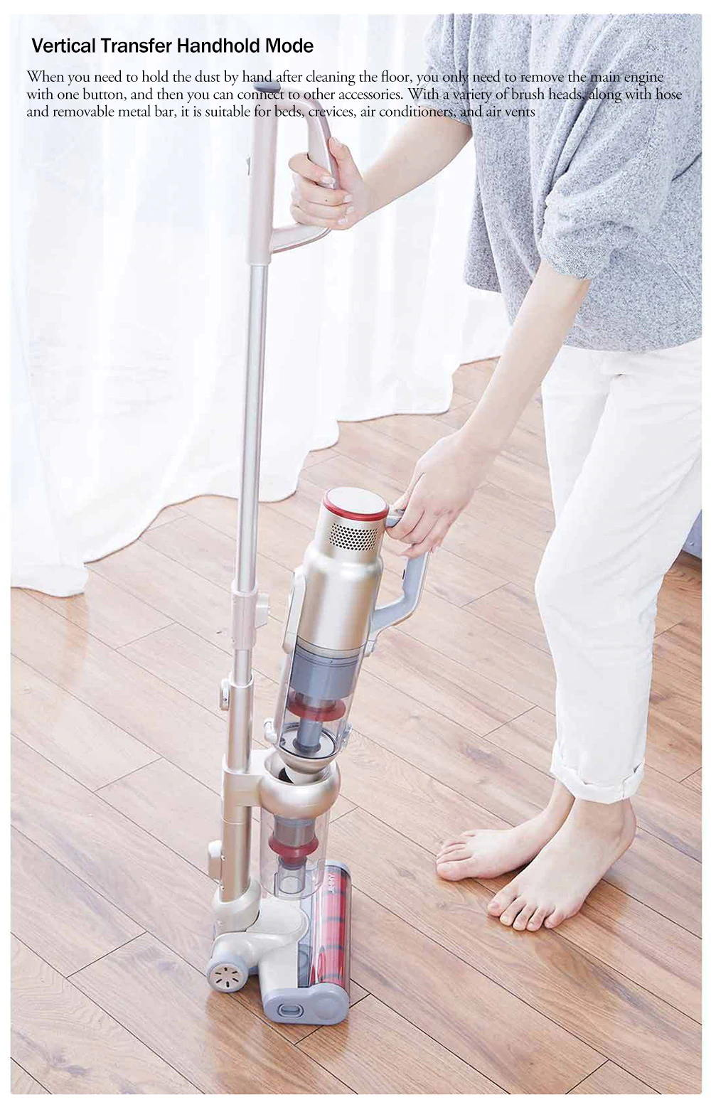 new lexy jimmy jv71 vacuum cleaner