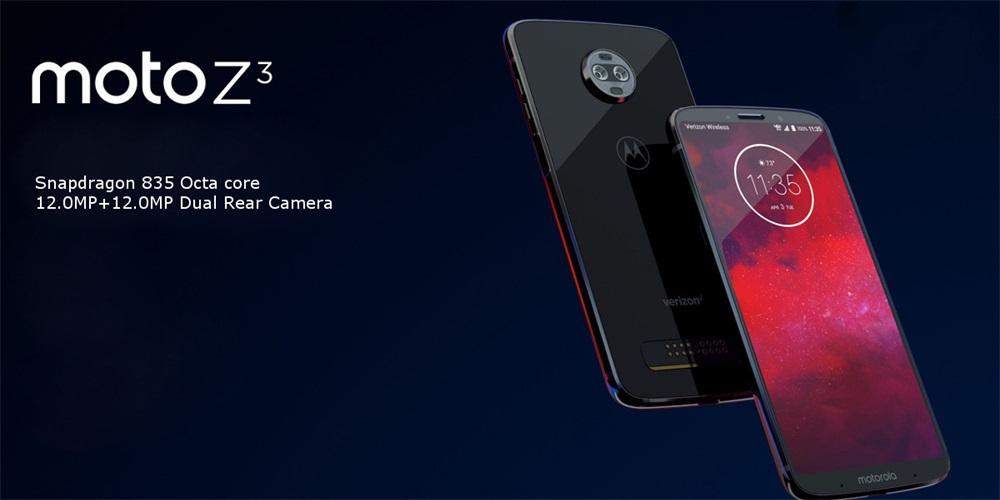 lenovo moto z3 smartphone