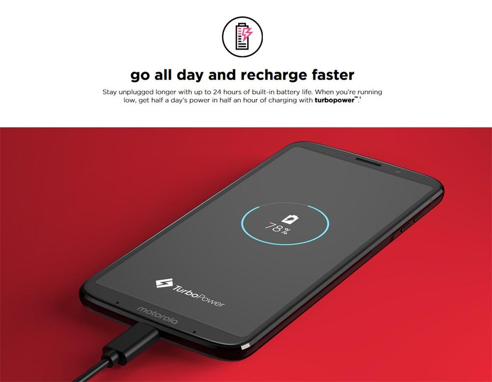 lenovo moto z3 4g smartphone