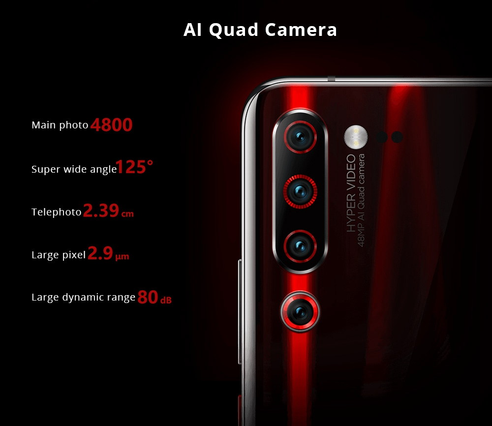 buy lenovo z6 pro smartphone 8gb 256gb