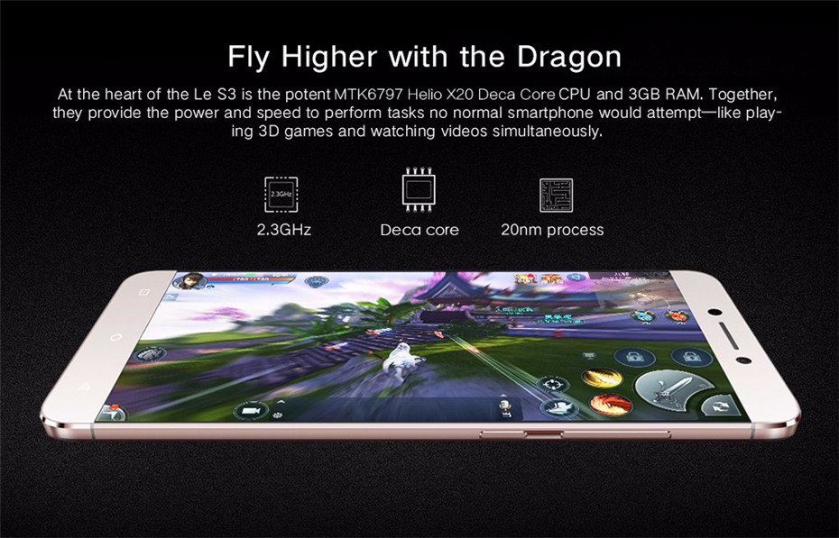 buy letv leeco le s3 x626 4g smartphone