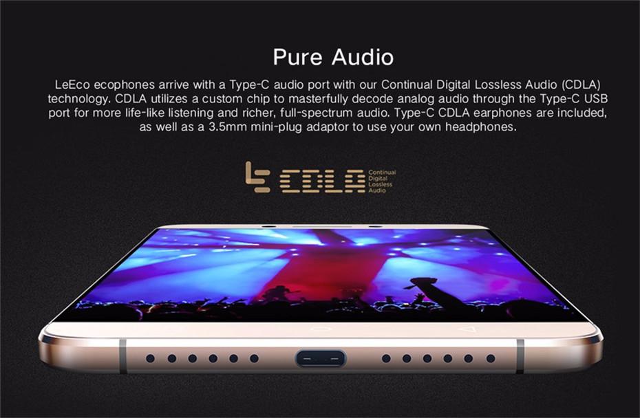 new letv leeco le s3 x626 4g smartphone