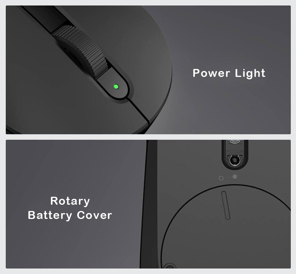 2019 miiiw wireless optical mouse