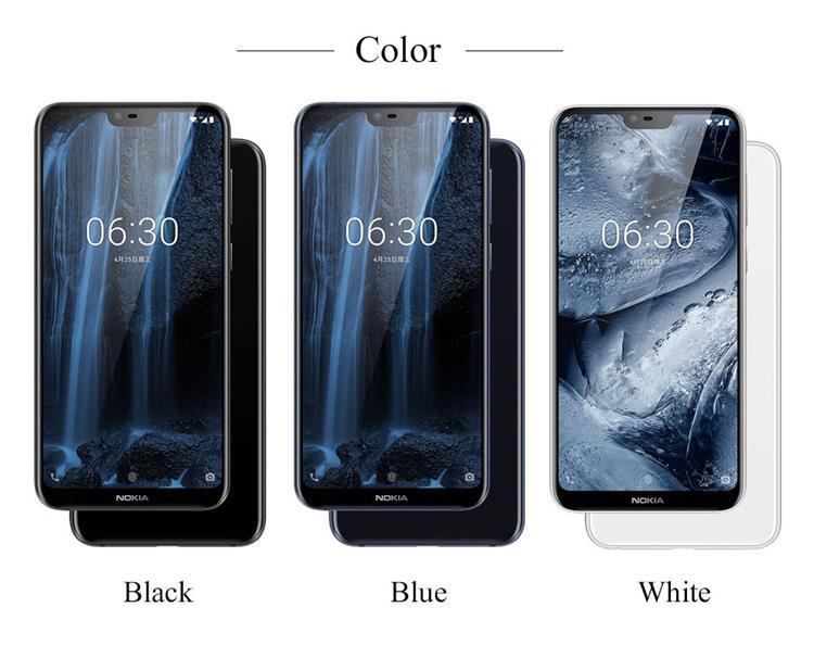 new nokia x6 smartphone