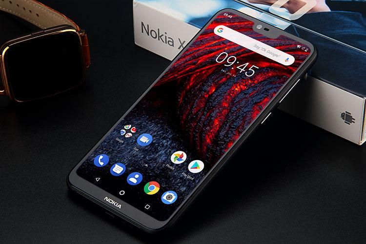 2019 nokia x6 smartphone