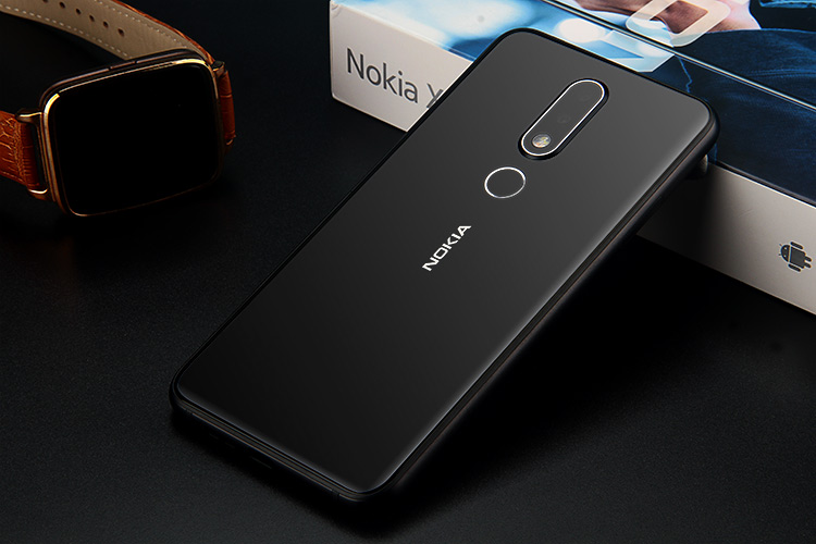 nokia x6 smartphone for sale