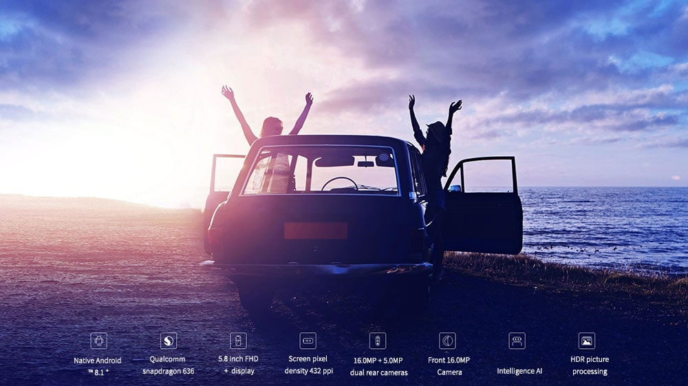 buy nokia x6 4g smartphone 6gb/64gb