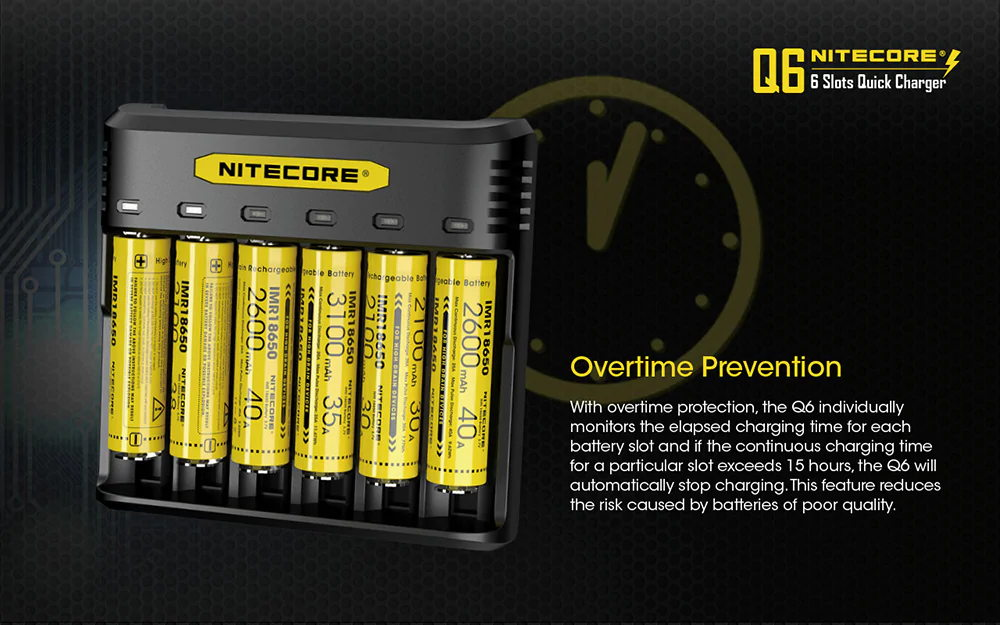nitecore q6