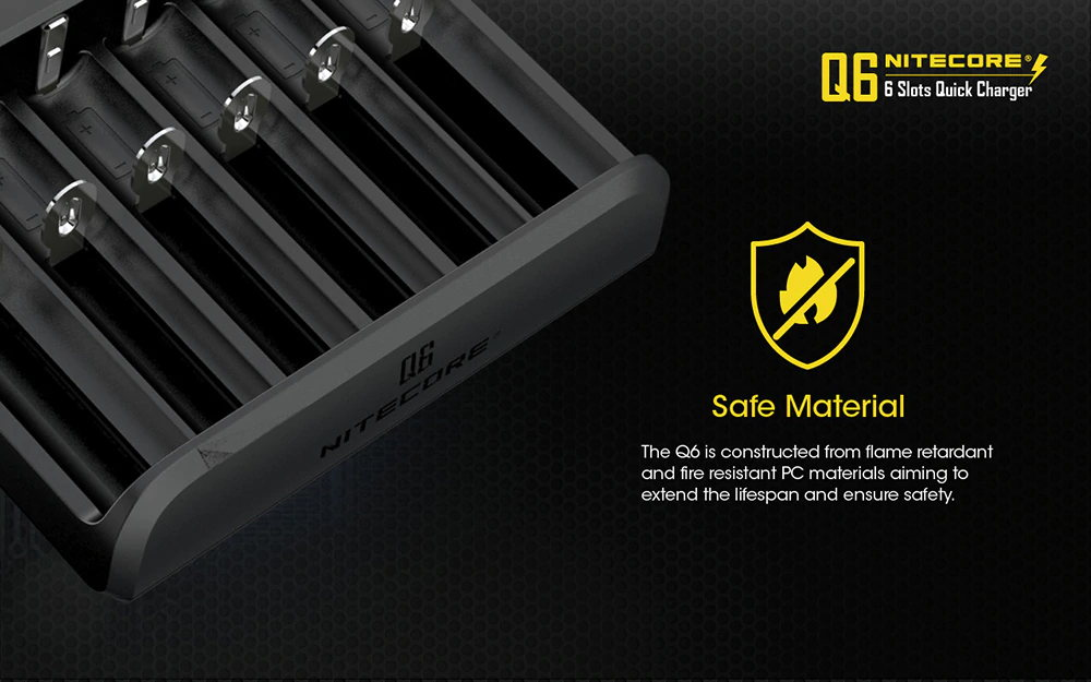 nitecore q6 for sale