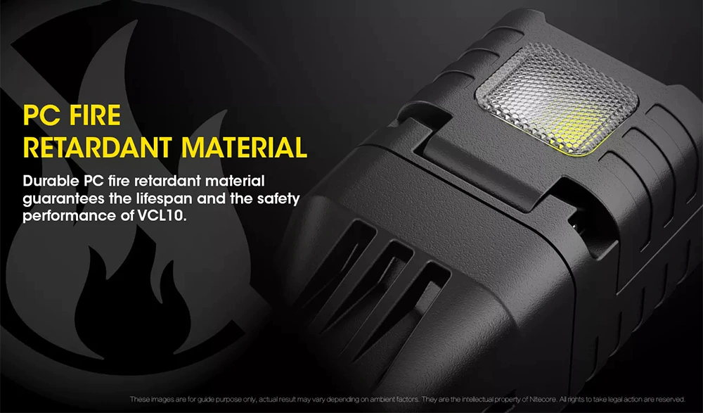 nitecore vcl10 usb car charger flashlight