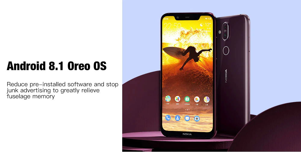 2019 nokia x7 4g smartphone 64gb