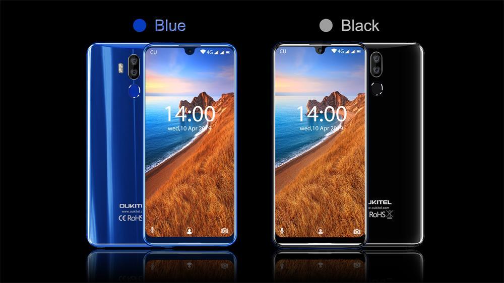 oukitel k9 smartphone