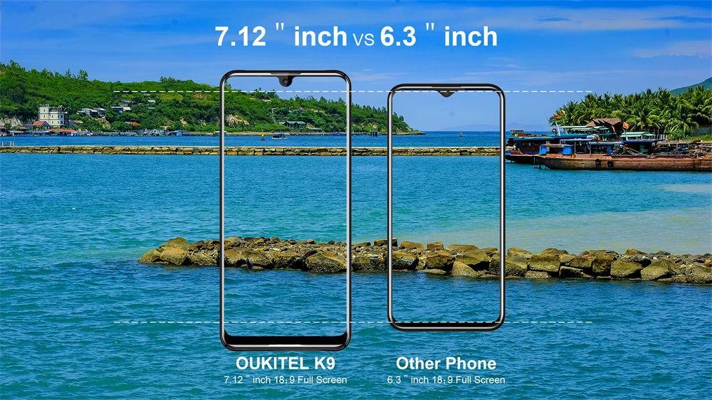 buy oukitel k9 smartphone