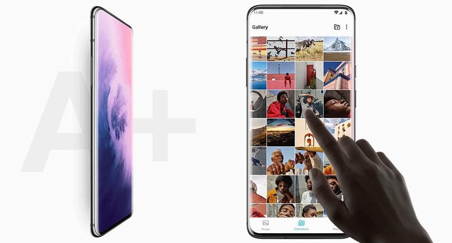 oneplus 7 pro 4g smartphone 6gb/128gb