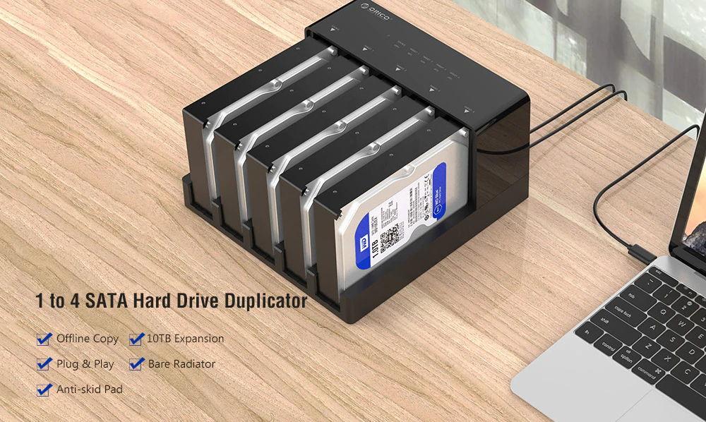 orico 6558us3-c hard drive duplicator
