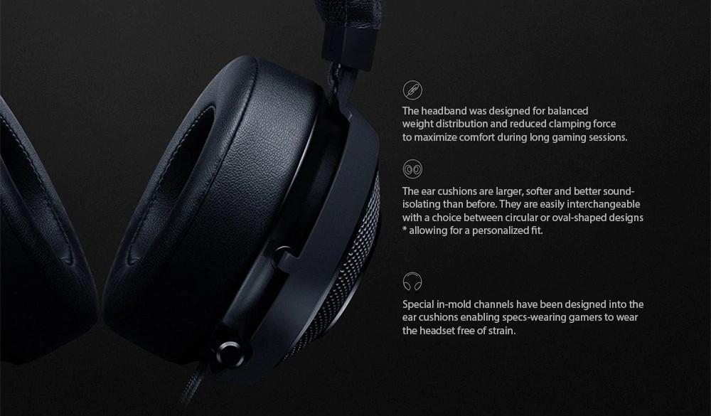 new razer kraken gaming headset
