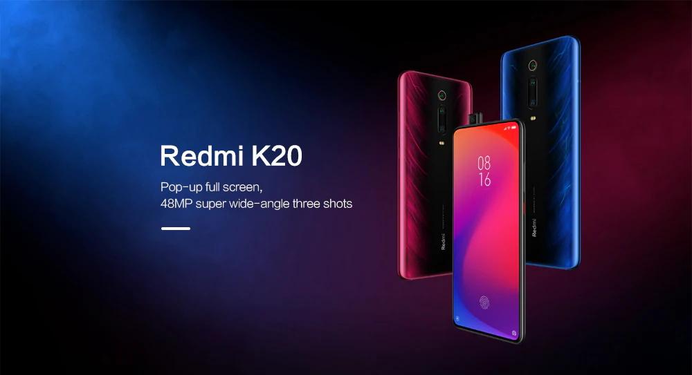 xiaomi redmi k20 4g smartphone 6gb/64gb